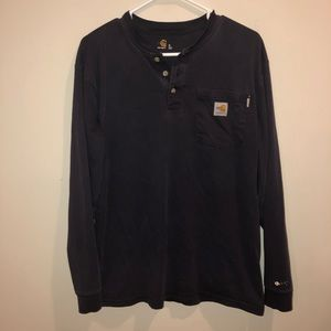 Carhartt Flame Resistant Long Sleeve Cat 2 Shirt